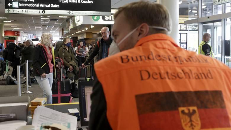 Κορωνοϊος: Τέταρτη ημέρα σε πτώση τα κρούσματα στη Γερμανία