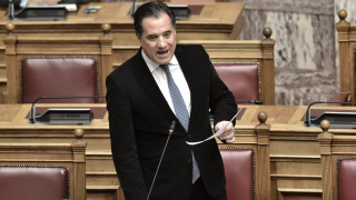 Γεωργιάδης: Πενταπλασιάζεται η παραγωγή αντισηπτικών στην Ελλάδα