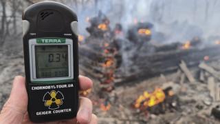 Αύξηση ραδιενέργειας κοντά στο Τσερνόμπιλ εξαιτίας δασικής πυρκαγιάς