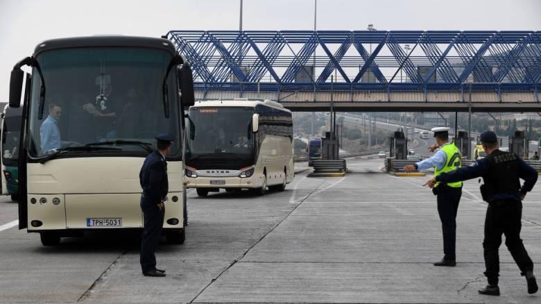 Κορωνοϊός: Αυστηρά μέτρα στα ΚΤΕΛ για την τήρηση της απαγόρευσης μετακινήσεων ενόψει Πάσχα