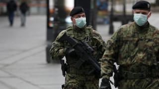 Κορωνοϊός - Σερβία: Δραματική αύξηση των κρουσμάτων