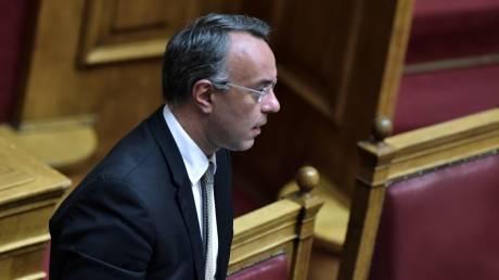 Σταϊκούρας: Έχουν υποβληθεί 308.000 αιτήσεις από εργαζόμενους για τα 800 ευρώ
