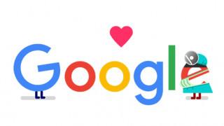 Google doodle: Γιατροί, νοσοκόμοι και εργαζόμενοι στον τομέα της υγείας, σας ευχαριστούμε