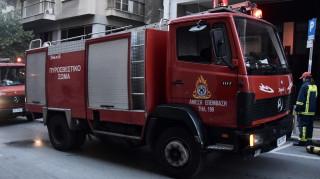 Τραγωδία στη Φιλοθέη: Νεκρή ηλικιωμένη από φωτιά στο σπίτι της