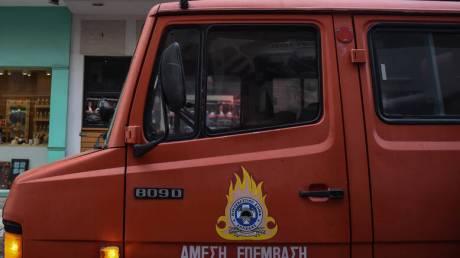 Τραγωδία στη Φιλοθέη: Ηλεκτρική σόμπα προκάλεσε τη φωτιά