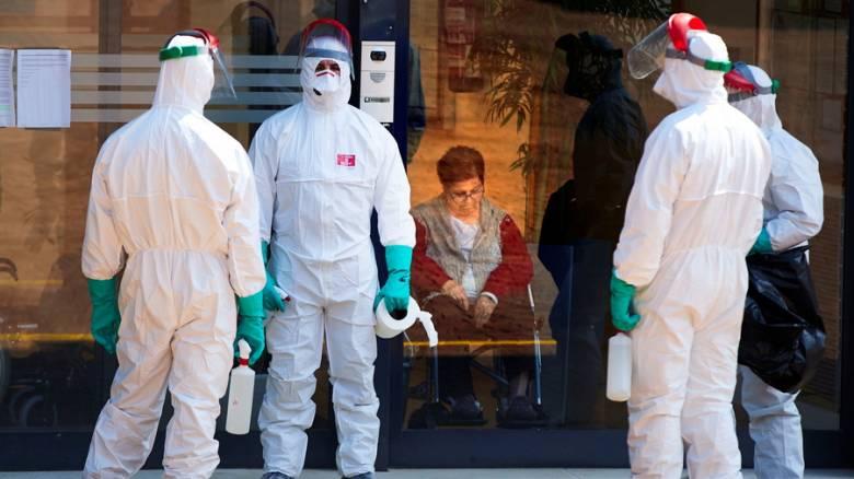 Κορωνοϊός: Νέα άνοδος στους νεκρούς στην Ισπανία μετά από τρεις ημέρες πτώσης