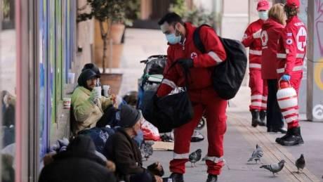 Τεράστια η προσφορά του Ελληνικού Ερυθρού Σταυρού στην κρίση του κορωνοϊού