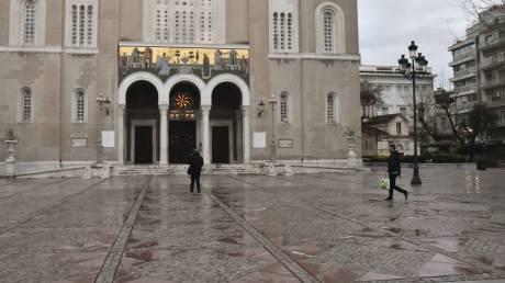Το ΣτΕ απέρριψε τα αιτήματα πολιτών για άνοιγμα των εκκλησιών
