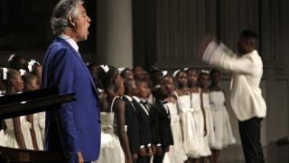 Κορωνοϊός - Ιταλία: Αναστάσιμους ύμνους στο Ντουόμο θα ψάλλει ο Μποτσέλι