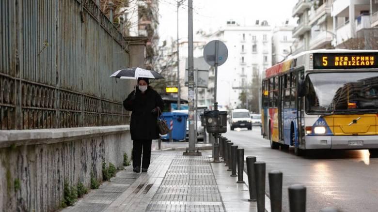 Καιρός: Βροχές και καταιγίδες σήμερα - Πού θα «χτυπήσουν»