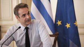 Μητσοτάκης για ΕΚΤ: Χαιρετίζουμε την απόφαση για άνευ όρων αποδοχή των ελληνικών ομολόγων