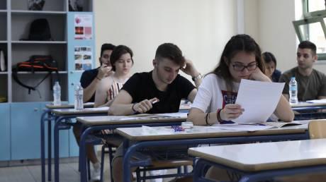 Πανελλήνιες εξετάσεις: Ύλη μέχρι τον Μάρτιο εξετάζει το υπουργείο Παιδείας