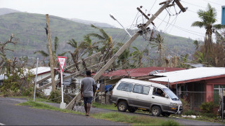 Νησιά Φίτζι: Ο κυκλώνας Χάρολντ έφερε καταστροφές και τραυματισμούς