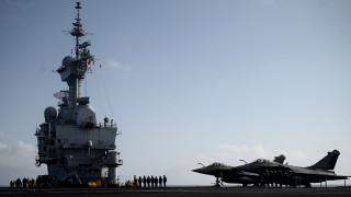 Σαράντα ναύτες του «Σαρλ ντε Γκολ» με συμπτώματα κορωνοϊού - Επιστρέφει άρον άρον το αεροπλανοφόρο