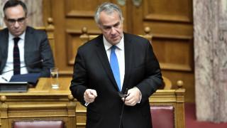 Κορωνοϊός - Βορίδης: Αυστηρές ποινές για παράνομες ελληνοποιήσεις αμνοεριφίων