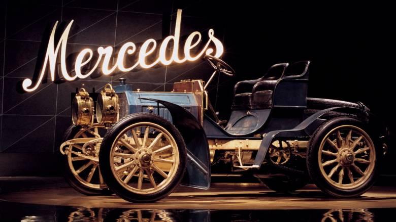 Από πού πήρε η Mercedes το όνομά της;