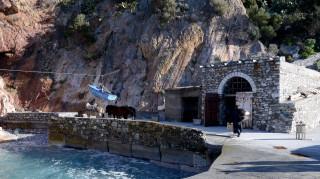 Κορωνοϊός: Παρατείνεται έως τις 20 Απριλίου η αναστολή εισόδου στο Άγιο Όρος