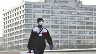 Κορωνοϊός: Δραματική αύξηση των νεκρών στη Βρετανία