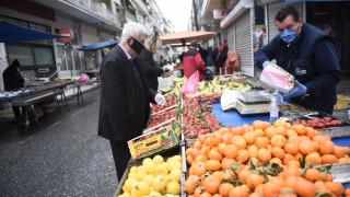 Κορωνοϊός - Λαϊκές αγορές: Τι προβλέπει η ΚΥΑ για τους παραγωγούς άλλης περιφέρειας