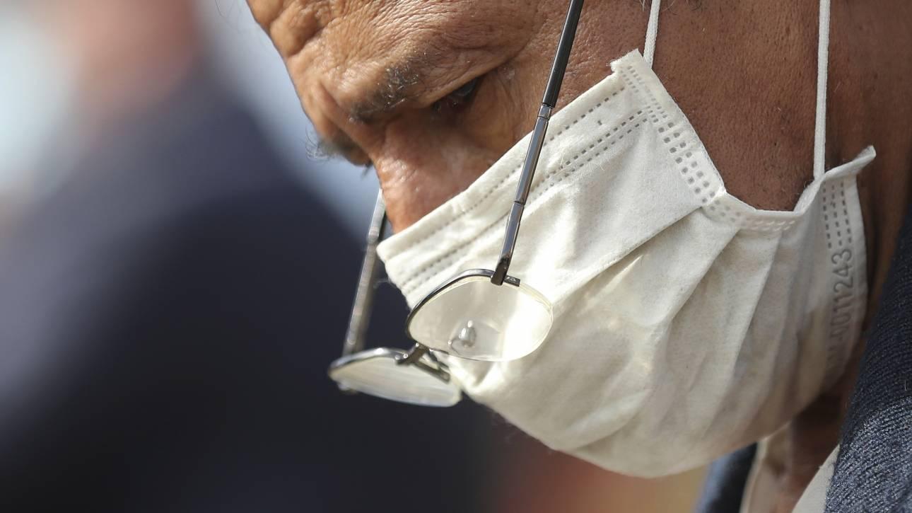 Κορωνοϊός - Ευρωπαϊκό Κέντρο Πρόληψης και Ελέγχου Νόσων: Να φορούν όλοι μάσκες