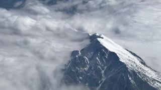 Χιονοκάλυψη ρεκόρ τον Απρίλιο - Η μεγαλύτερη της τελευταίας 15ετίας