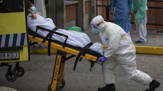 Κορωνοϊός - Ισπανία: Εκτίμηση για πενταπλάσιους θανάτους σε γηροκομεία στη Μαδρίτη