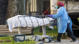 Κορωνοϊός στις ΗΠΑ: Νέο θλιβερό ρεκόρ με 1.973 νεκρούς μέσα σε 24 ώρες