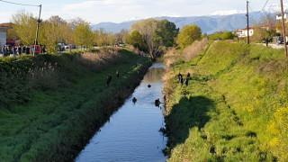 Τρίκαλα: Γυναίκα φέρεται να έπεσε στον Ληθαίο ποταμό - «Χτενίζουν» το σημείο οι Αρχές