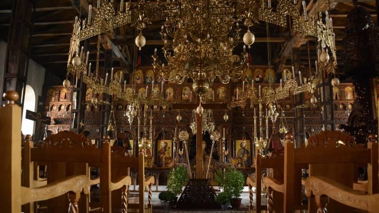 Ιερά Σύνοδος: Πότε θα ανοίγουν οι εκκλησίες τη Μεγάλη Εβδομάδα
