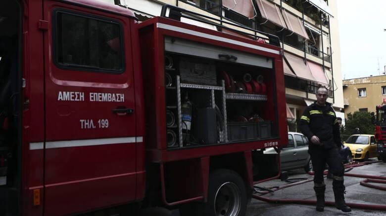 Θεσσαλονίκη: Νεκρός άνδρας από φωτιά