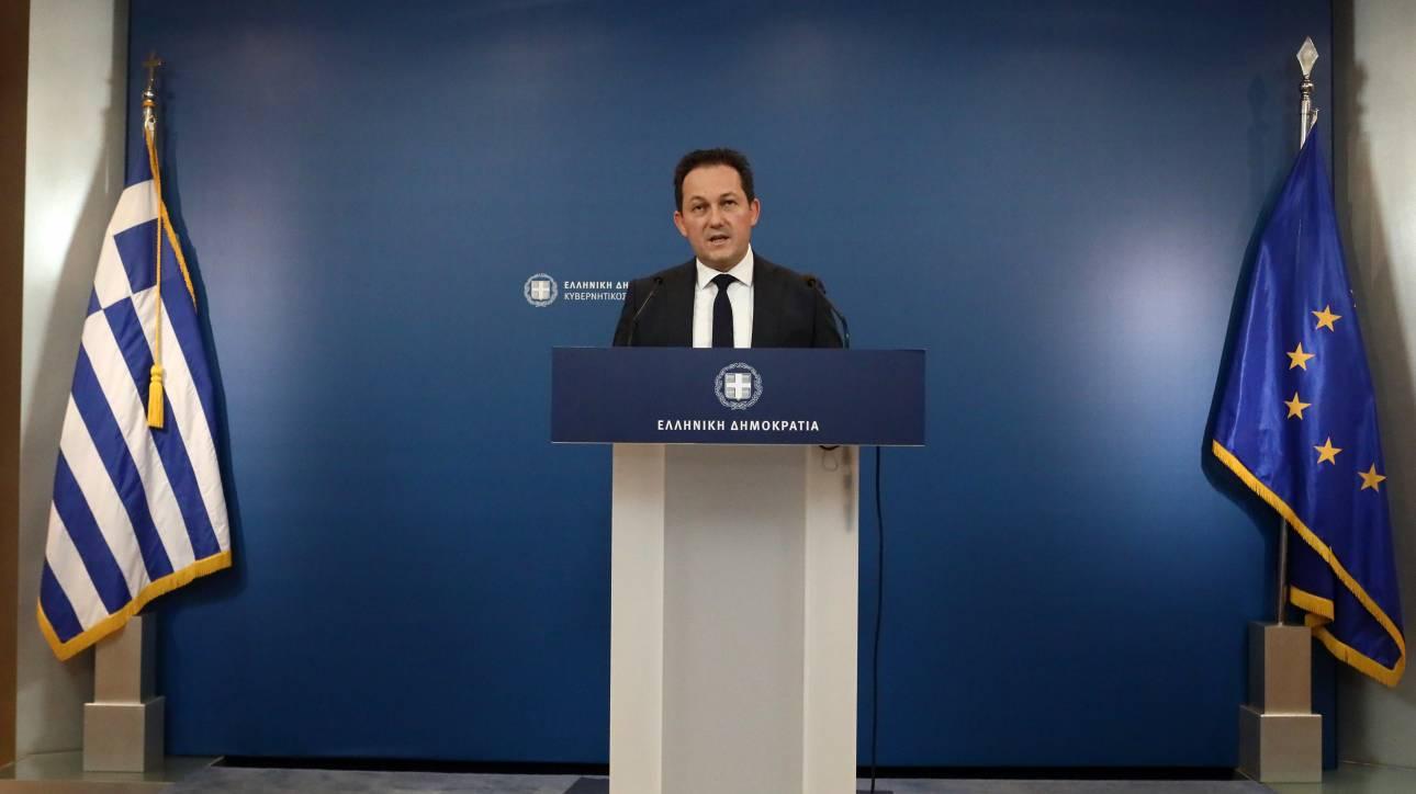 Πέτσας για Eurogroup: Ευελπιστούμε οι διαφορές να γεφυρωθούν