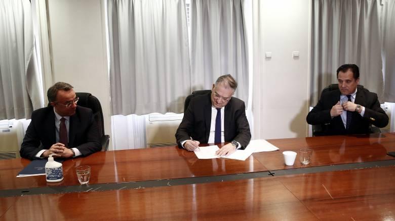 Ανακοινώθηκε το νέο πρόγραμμα «Αντώνης Τρίτσης» - Στους ΟΤΑ 2,5 δισ. έως το 2023