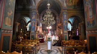 Οι εκκλησίες δεν θα είναι ανοιχτές για τους πιστούς τη Μεγάλη Εβδομάδα