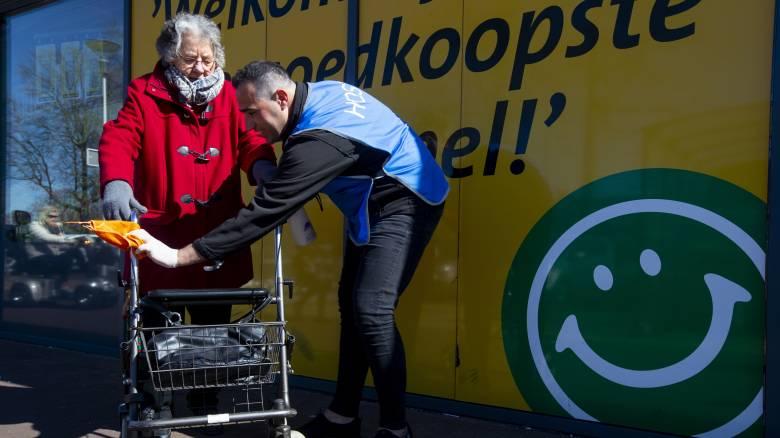 Κορωνοϊός - Ολλανδία: Γυναίκα 107 ετών αρρώστησε και ανάρρωσε