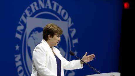 Κορωνοϊός - ΔΝΤ: Η βαθύτερη οικονομική και κοινωνική κρίση από τη Μεγάλη Ύφεση του '30
