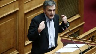 Κορωνοϊός - Τσακαλώτος για Eurogroup: Ο κ. Σταϊκούρας να πάρει παράταση προστασίας της α' κατοικίας