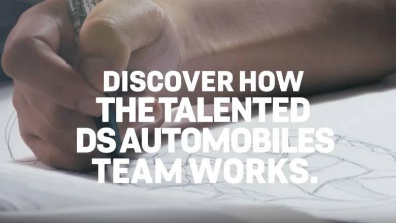Ανακαλύψτε πώς η ταλαντούχα ομάδα της DS Automobiles δημιουργεί