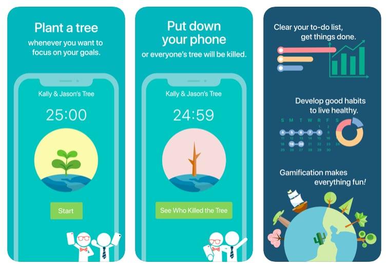 Flora Focus Habit Tracker