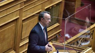 Κορωνοϊός - Σταϊκούρας: Ικανοποιητική η συμφωνία του Eurogroup για τα 540 δισ. ευρώ