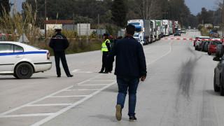 Κορονοϊός: Σε καραντίνα οικισμός Ρομά στη Λάρισα  - Ισχυρές αστυνομικές δυνάμεις την περιοχή