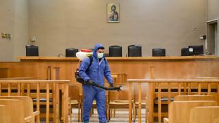 Κορωνοϊός στην Ελλάδα: Παρατείνεται η αναστολή λειτουργίας των δικαστηρίων έως τις 27 Απριλίου
