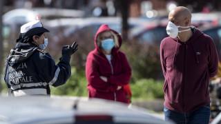 Ιταλία: Ενισχυμένοι έλεγχοι της αστυνομίας στους δρόμους ενόψει του καθολικού Πάσχα