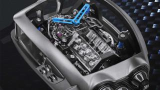 Αυτοκίνητο: Πόσο μπορεί να κοστίζει ένα ρολόι με τα σήματα της Bugatti και τον W16 σε μικρογραφία;