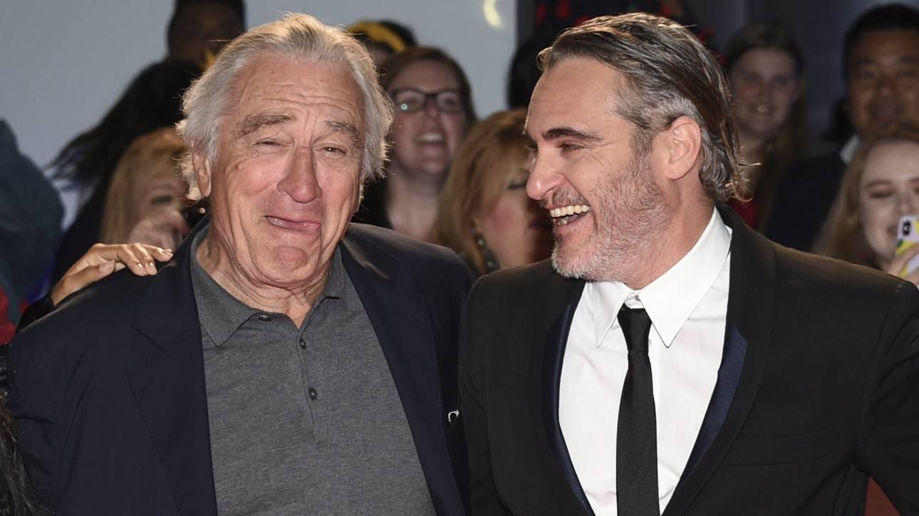 Phoenix - De Niro: Το άγνωστο παρασκήνιο στα γυρίσματα του Joker