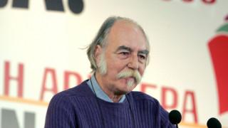 Πέθανε ο συγγραφέας και διανοούμενος της Αριστεράς Περικλής Κοροβέσης