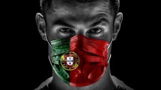 Κορωνοϊός: Ο Ρονάλντο φοράει μάσκα και στέλνει μήνυμα συμπαράστασης σε Πορτογαλία και Ιταλία
