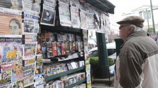 Τα πρωτοσέλιδα των κυριακάτικων εφημερίδων (12 Απριλίου 2020)