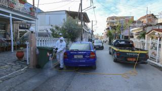 Κορωνοϊός: Πέντε νέα κρούσματα στη Λάρισα - 30 συνολικά στη Νέα Σμύρνη