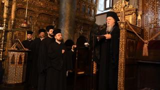 Οικουμενικός Πατριάρχης: Πρέπει να συμβάλουμε στην προστασία των αδελφών μας