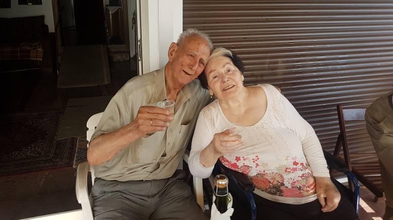 Κορωνοϊός - Θεσσαλονίκη: Επέτειος γάμου 65 ετών εν μέσω «καραντίνας»